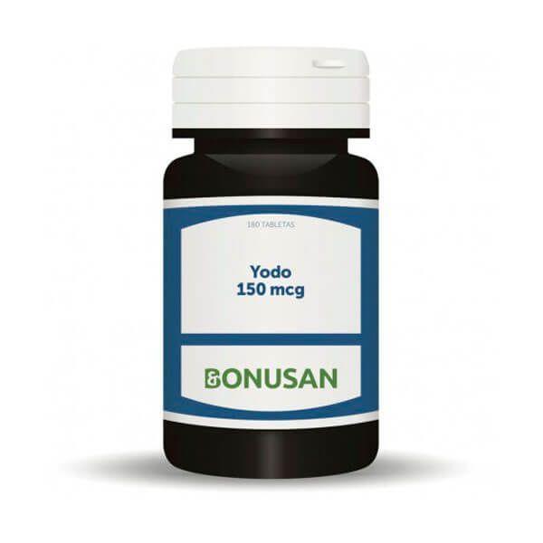 Lodine 150mcg - 180 tablets Bonusan - 1