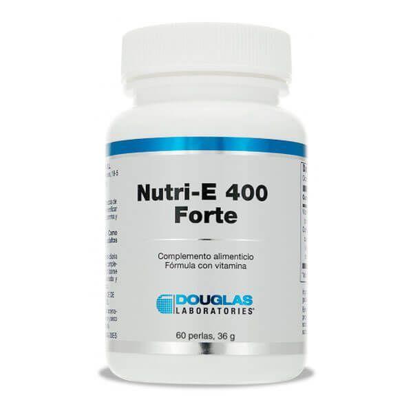 Nutri-e 400 forte - 60 softgels Douglas Laboratories - 1
