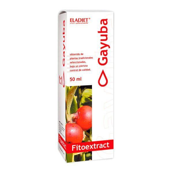 Fitoextract bearberry - 50ml Eladiet - 1