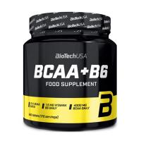 BCAA+B6 - 340 Compresse Biotech USA - 1