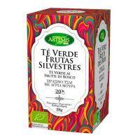 Green tea wild fruits eco - 20 sachets