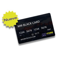 11€ de saldo MM Black Card