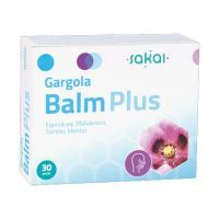 Gargola balm plus - 30 tablets