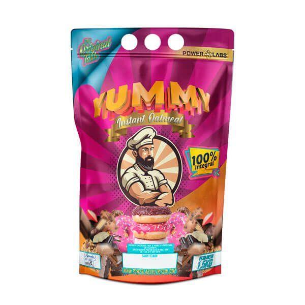 Yummy oatmeal - 1,5 kg