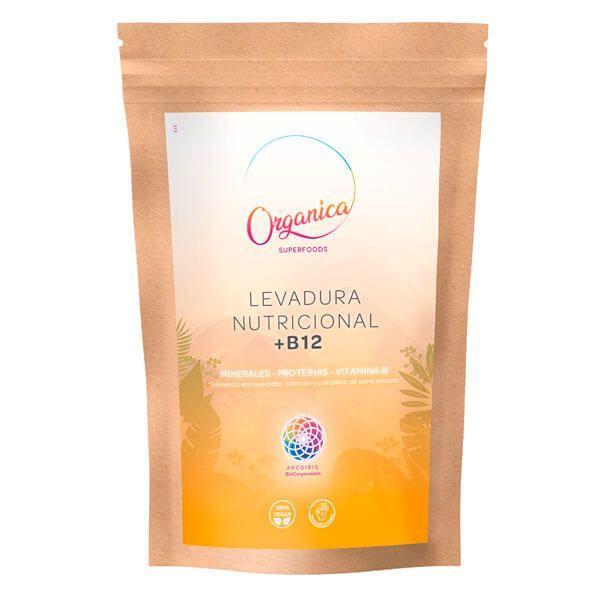 Nutri yeast + b12 cvl - 250g