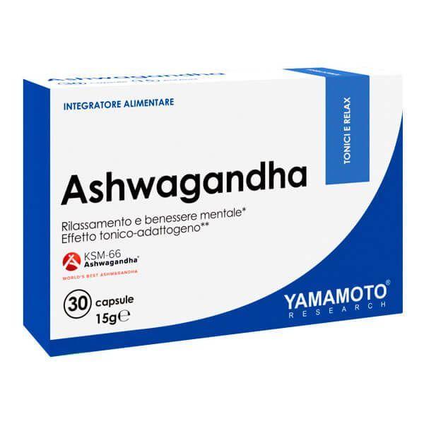 Ashwagandha - 30 capsules