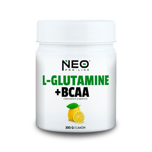 Glutamine + bcaa - 300g