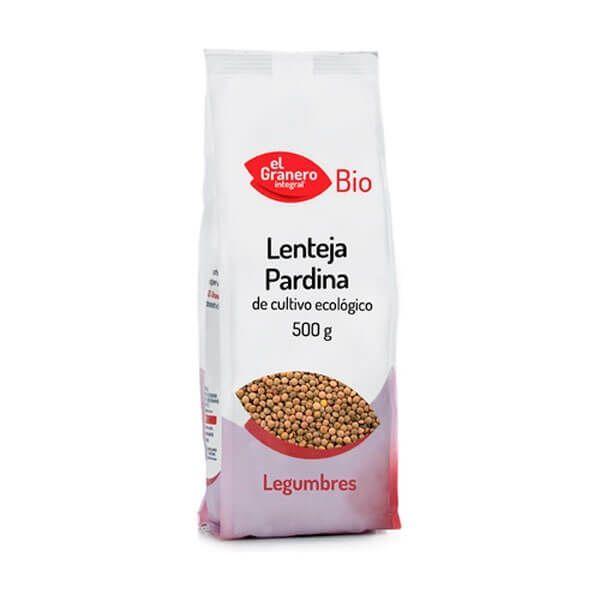 Organic pardina lentil - 500g