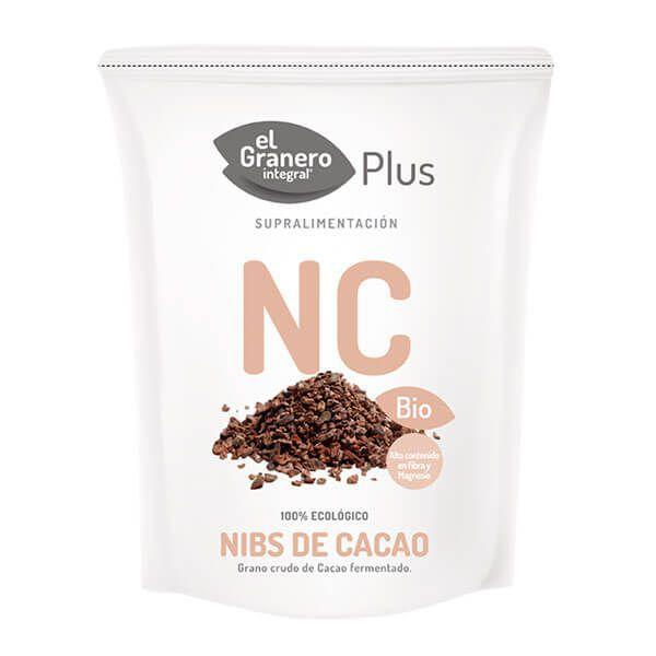 Organic cacao nibs - 200g