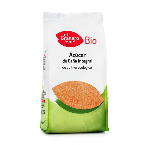 Organic whole cane sugar - 4 kg