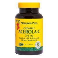 Chewable acerola-c 250mg vitamin c - 90 tablets
