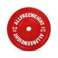 Olympic technical bumper disc wl - 2.5kg