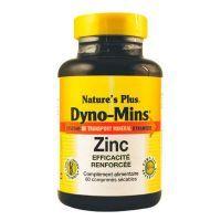 Dyno-mins zinc 15mg - 60 tablets