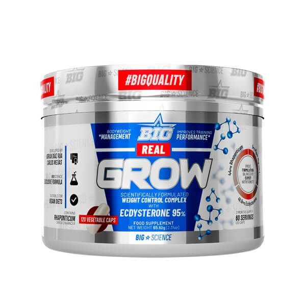 Real grow - 120 capsules