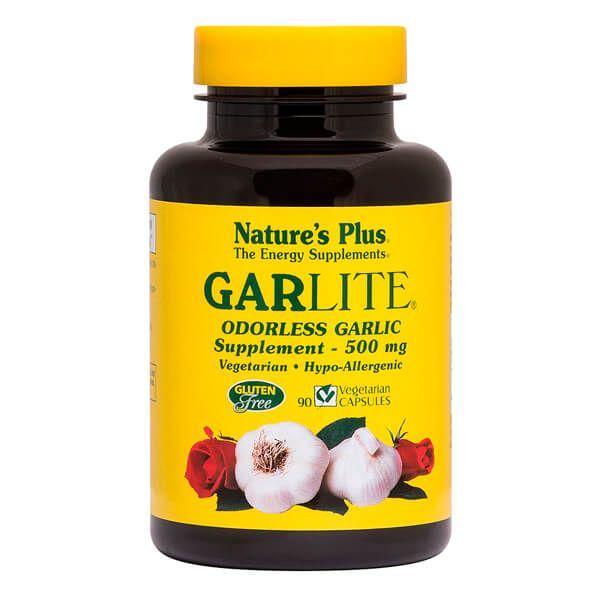 Garlite odorless garlic - 90 capsules
