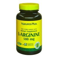 L-arginine 500mg - 90 capsules