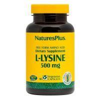 L-lysine 500mg - 90 capsules
