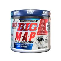 Map muscle anabolic power - 100 tablets