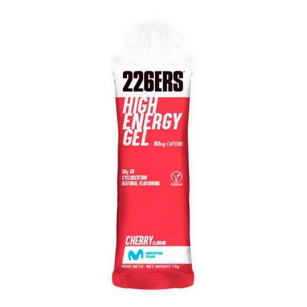High energy gel caffeine - 76g
