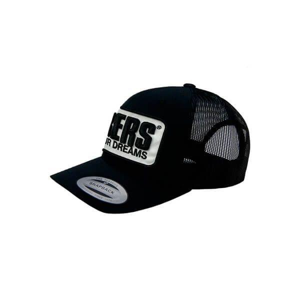 Trucker cap patch