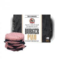 Bandeja de 5 hamburguesas especiales - 500g