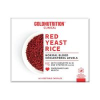 Red Yeast Rice - 60 Capsule