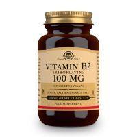 Vitamin b2 (riboflavin) 100mg - 100 capsules