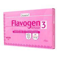 Flavogen bifase 3 - 60 capsules