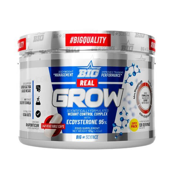 Real grow - 240 capsules