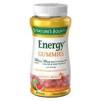 Energy gummies - 60 gommies