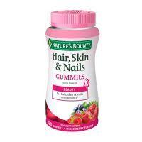 Hair, skin & nails gummies - 60 gummies