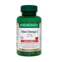 Mini omega-3 450 mg epa/dha - 60 softgels