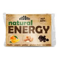 Natural energy bar - 40g