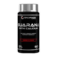 Guarana with calcium - 60 tablets