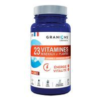 23 vitamins, minerals and plants - 90 tablets