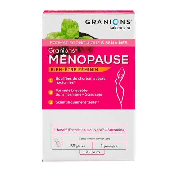 Menopause - 28 capsules