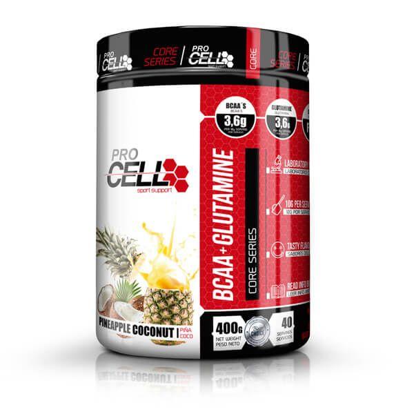 Bcaa + glutamine - 400g