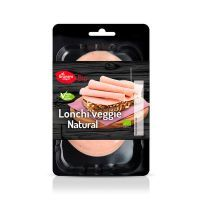 Organic natural flavor vegan slices - 100g