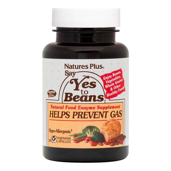 Say yes to beans - 60 capsules