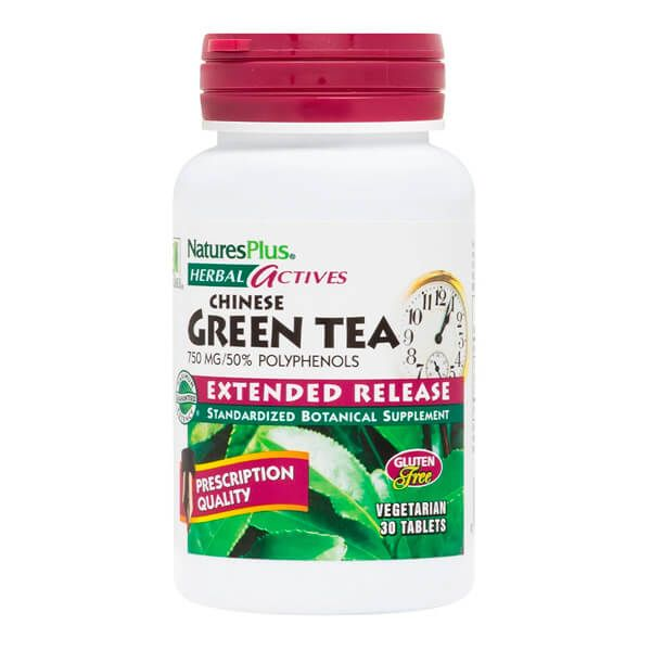 Chinese green tea - 30 tablets