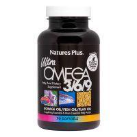 Ultra omega 3-6-9 - 90 softgels