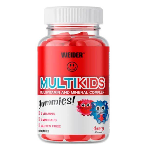Multikids up - 50 gummies