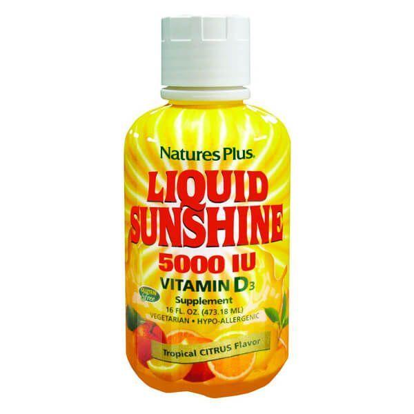 Vitamin d3 liquid sunshine - 473ml