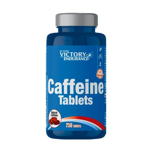 Caffeine tablets - 250 tablets