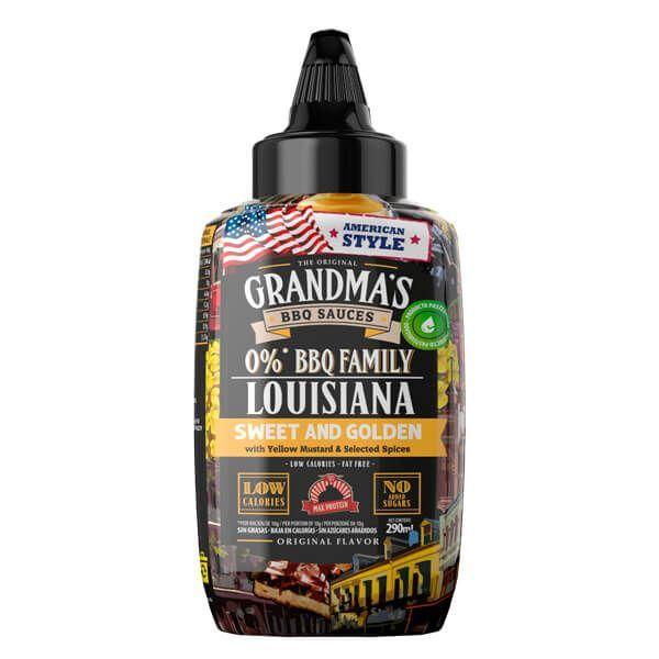 Grandmas bbq sauces 0% - 290ml