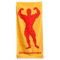 Universal gym towel
