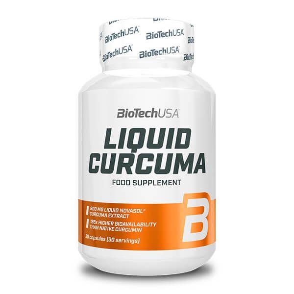 Liquid curcuma - 30 capsules