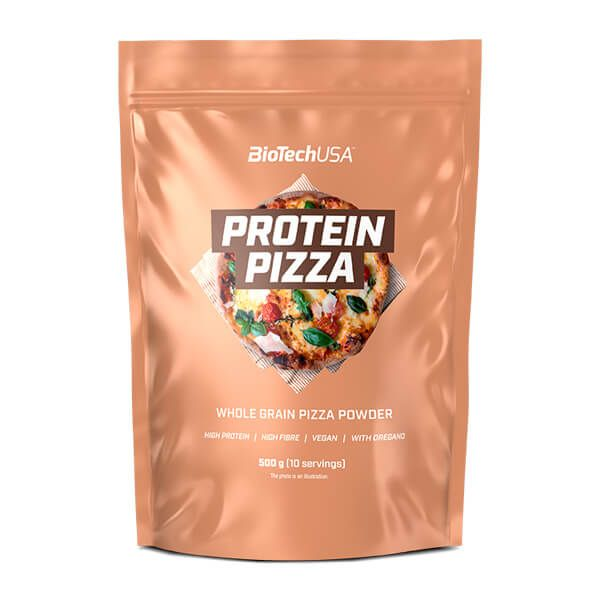Whole wheat protein pizza - 500g