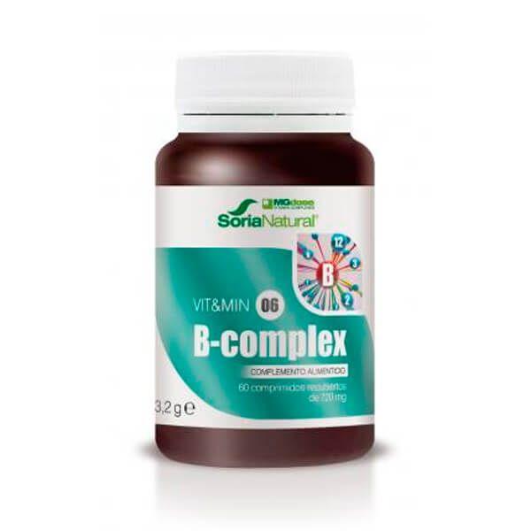 B complex - 60 tablets