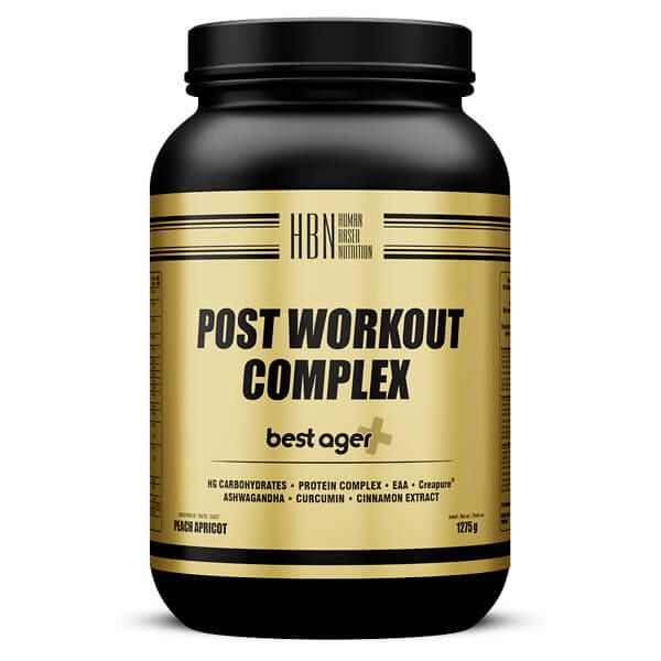 Hbn post workout complx best ager - 1275g